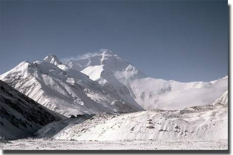 Everest, cara norte