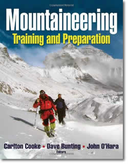 Mountaineering training and preparation
