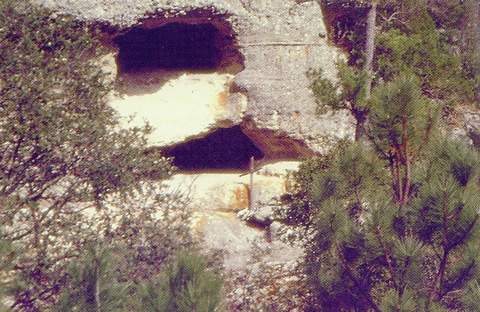 La cueva del padre Glandorff