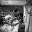 Heyerdahl en la Kon-Tiki