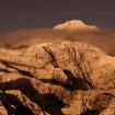 El Denali, en invierno