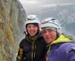 Primeros ascensos invernales en las Dolomitas