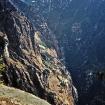 Parte superior del cañón. Foto: archivo de la expedición