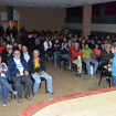 Durante la presentación de Carlos Soria. Foto: Inkafest