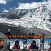 La montaña, la ruta y el equipo. Foto: Eric Albino Liulla.