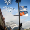 Cartel del Festival Banff 2012, que concluyó ayer.