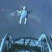 El salto de Felix.