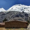 El Huascarán visto en el camino a Musho. Foto: Carlos Rangel