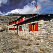Refugio Huascarán (4,700 metros). Foto: Iván Canturín