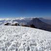 En la cumbre del nevado Chachani (6,075 metros). Foto: Ricardo Constante