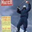 Foto de Herzog en la portada del Paris Match