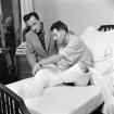 Herzog en el hospital