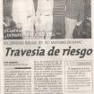 Nota de prensa peruana sobre el recorrido.