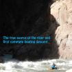 Portada del libro de Contos sobre el primer recorrido del Amazonas desde sus verdaderas fuentes.