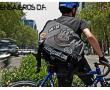 Mensajería en bicicleta en la ciudad de México