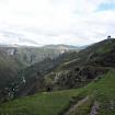 Inicio de la tan esperada bajada al valle. Foto: Sergio Ramírez Carrascal