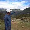 Ahora viendo las planicies de donde veníamos días antes con el valle abajo. Foto: Sergio Ramírez Carrascal