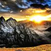 El Himalaya, tal como lo ve David. Foto: David Liaño.