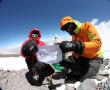 Everest, Aconcagua, Kilimanjaro y Elbrus en Google Maps