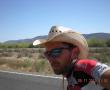 Fallece Mauro Talini en su viaje en bicicleta