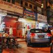 Islamabad vive sobre todo de noche, por el gran calor que hace dirante el día.