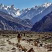 Camino hacia el K2.