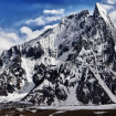 Otra montaña durante el trekking. ¿Cuántos cientos habrá?