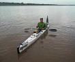 La expedición Amazon Express llega al Atlántico