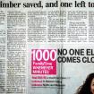 Artículo sobre el rescate de Lincoln Hall del New York Times