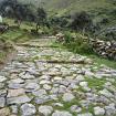 La mejor vista del camino Inca según coincidimos. Foto: Sergio Ramírez Carrascal
