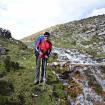 Pequeñas cataratas invitan a quedarse cerca. Foto: Sergio Ramírez Carrascal
