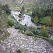 Llegando al río. Foto: Sergio Ramírez Carrascal