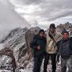 El el Pico del Fraile, Nevado de Toluca