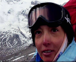 Elena Amezcua, las Siete Cumbres, sólo un paso adelante