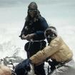 Hillary y Tenzing rumbo a la cumbre del Everest, fotografía tomada por George Lowe.