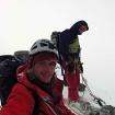 Mišo Sabovčík y Adam Kadlečík durante la travesía invernal de los Montes Tatra. Fotos? Mišo Sabovčík y Adam Kadlečík