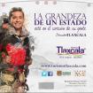Tlaxcala ha seguido de cerca los pasos de BEnjamín Este es un cartel publicitario que se colocó en autobuses. Foto: Archivo de Benjamín Salazar.