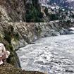 Sobre la Karakorum Highway.