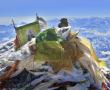Everest 2014- El Everest de Nepal oficialmente cerrado: el gran esquema